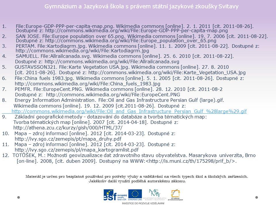 Tvorba tématických map [online]. 2007 [cit. 2014-04-18]. Dostupné z: